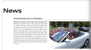 News - Audi Life Magazin
